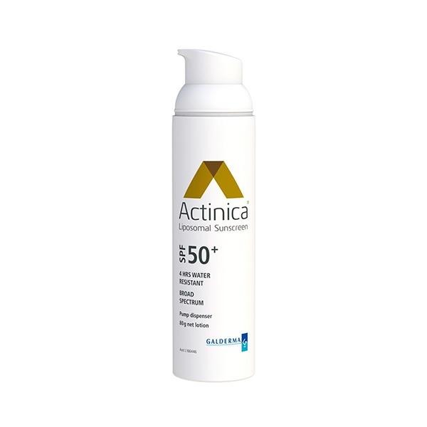 Actinica Liposomal Sunscreen SPF50+