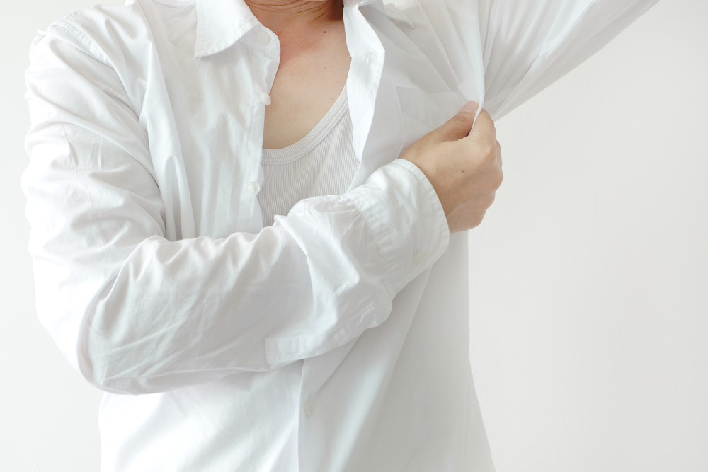 hyperhidrosis for men treatment - Verve Sydney